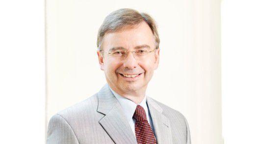 Wilfried Bernhardt war CIO von Sachsen. Bernhardts FDP kam 2014 nicht mehr ins Parlament.