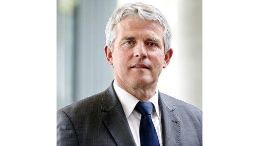 """Christoph Grewe-Franze CIO, Able Management Services: """"Man darf auch als CIO nicht zu schnell ins Operative kommen. Es ist schon eine Zerreißprobe, diese Balance zu finden."""""""