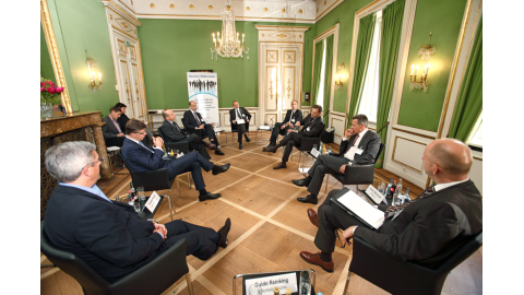 Roundtable von CIO-Magazin und Automobilwoche - Foto: Joachim Wendler