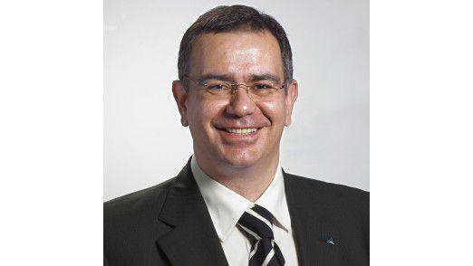 Constantin Kontargyris, CIO beim TÜV Rheinland