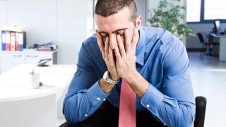 Zeitdruck, Überstunden, Burnout: IT-Projekte machen krank - Foto: Minerva Studio - Fotolia.com