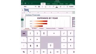Microsoft Office für das iPad: Word, Excel und PowerPoint fürs iPad im Test - Foto: Christian Vilsbeck