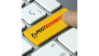 E-Postbusiness Box in Bamberg: E-Post in Prozesse integriert - Foto: Deutsche Post