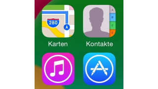 iMessage, iCloud, QuickType & Co.: Apple iOS 8 auf dem iPhone 5 im Test - Foto: Christian Vilsbeck