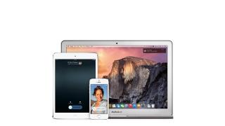 Handoff mit iPhone und Mac OS X Yosemite: Apple iOS 8 auf dem iPad Air im Test - Foto: Apple
