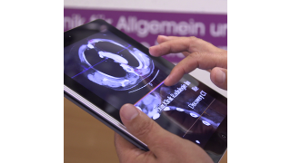 iPad statt Aktenkoffer in der Radiologie