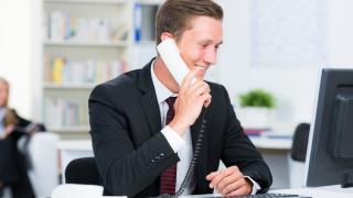 Fehler vermeiden: Wie man professionell telefoniert - Foto: Picture-Factory - Fotolia.com