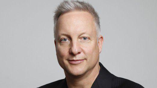 Der 52-jährige Amerikaner Michael Baum ist mit der Software-Firma Splunk zu Geld gekommen. Damit fördert er weltweit Start-Ups.