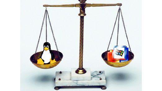 Fünf Gründe gegen Linux.